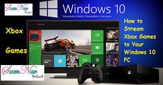 Someone wants your TV which you're using with Xbox Games. You can continue play Xbox. I'll guide you with FIX how to stream Xbox Games to Your Windows 10 PC