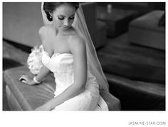 Can definitely work in any portrait situation too. Michigan Wedding : Breanne + Dan, photo by Jasmine Star.