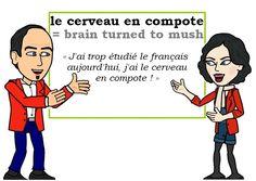 le cerveau en compote