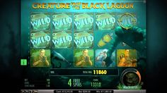 Creature From the Black Lagoon Video Slot Review