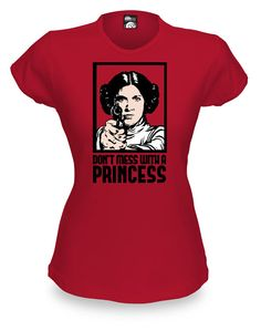 ThinkGeek :: Don't Mess With a Princess