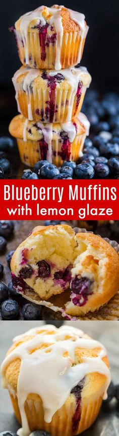 Stack of blueberry muffins, blueberry muffins photography, soft blueberry muffins