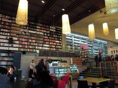 Foresta Book Cafe @ Heyri-Paju, Korea