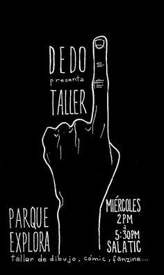 Dedo presenta Taller.