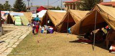 """Die Anzahl der Binnenvertriebenen im Irak ist in den vergangenen Tagen rasant gestiegen. In weniger als einer Woche wurden über 200.000 Menschen durch die Terrorgruppe """"Islamischer Staat"""" im Nordirak vertrieben, die meisten von ihnen Christen. """"Viele Vertriebene mussten ihre Häuser in der Nacht verlassen. Sie hatten gerade genug Zeit, das Allernötigste mitzunehmen, um Richtung Erbil zu fliehen"""", berichtet Oliver Hochedez von Malteser International aus Erbil."""
