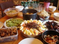 This part is about Chinese food culture, food history and famous local foods in Chinese festivals,