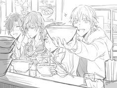 【刀剣乱舞】伊達組にラーメンでも食べておいでっておこづかい渡したい : とうらぶnews【刀剣乱舞まとめ】