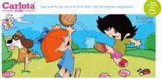 Actividades para Educación Infantil: Cuentos para niños-as con padres separados
