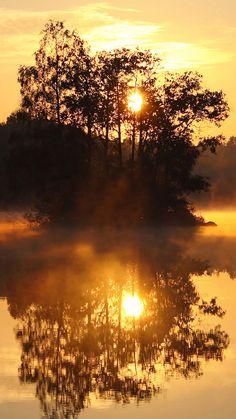Sunset Reflection~ Gorgeous