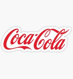 Coca Cola stickers featuring millions of original designs created by independent artists. Decorate your laptops, water bottles, notebooks and windows. Tumblr Stickers, Phone Stickers, Cool Stickers, Printable Stickers, Preppy Stickers, Brand Stickers, Mirror Stickers, Macbook Stickers, Free Printable