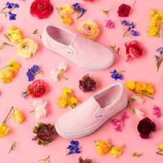 brand new b1669 3a1d0 A true wildflower the Slip-On in BallerinaTrue White. sneakersoutfit