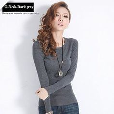 Sweater Women High Quality Women Jumper O-neck Long-Sleeve Pullover Sweater Female knitted Sweater Pull Femme