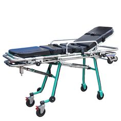 stretcher trolley emergency trolley hospital stretcher ambulance stretcher contact chenjinbiz@hotmail.com Outdoor Chairs, Outdoor Furniture, Outdoor Decor, Bed Pads, Hospital Bed, Medical Equipment, Ambulance, Accessories, Projects