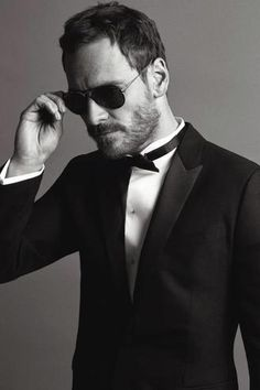 Michael Fassbender by Matias Indjic for Madame Figaro.- Cannes 2015