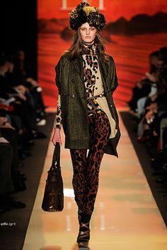 Diane von Furstenberg Fall 2009 Ready-to-Wear Collection Slideshow on Style.com