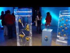 Elementos Congelados Esculturas de Hielo PABLO ICEMAN STUDIO