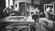 <p>Au lendemain de la Première Guerre mondiale, des pédagogues d'un…