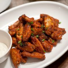 Skip the pub and make these Bufffalo Wings at home.