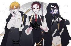 Kimetsu no yaiba Manga Boy, Manga Anime, Anime Art, Demon Slayer, Slayer Anime, Anime Angel, Anime Demon, Anime Couples Drawings, Demon Hunter