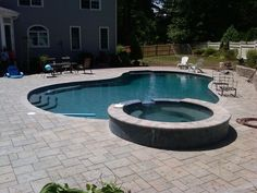 Naturescape Specializes In: Backyard Basketball Courts And Other Game  Courts, Other Hardscape Construction Including Pool Decks, Patios,  Walkways, ...