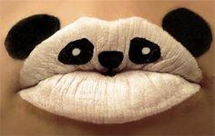 un panda!!