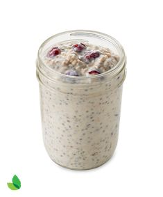 Truvia Cranberry Chia Overnight Oats with Truvía Nectar Small-but-mighty chia seeds are the star of nutrient-packed overnight oats. Sweetened with Truvia Nectar, this recipe has less sugar than the sugar-sweetened version. Splenda Recipes, Low Sugar Recipes, No Sugar Foods, Truvia Sweetener, Pomegranate Smoothie, Diabetic Breakfast, Breakfast Recipes, Chia Overnight Oats, Rice Grain
