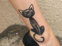 Benjamin Lacombe cat.