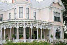 white verandas