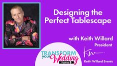 Designing the Perfect Tablescape with Keith Willard Wedding Vendors, Wedding Tips, Fun Learning, Advice, Couples, Marriage Tips, Romantic Couples, Couple
