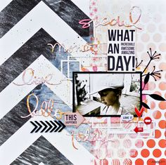 What an incredible awesome amazing day ! - Lulu Berlue