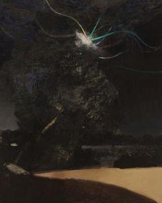 Adrian Ghenie 27 July 1890, 2014 71 x 57 cm oil on canvas