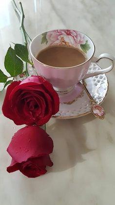 Good Morning Gift, Good Morning Coffee, Good Morning Flowers, Good Morning Greetings, Coffee Break, Coffee Flower, Coffee Photography, I Love Coffee, Chocolate Coffee