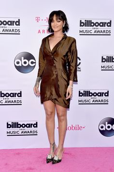 Rihanna in Thierry Mugler bei den Billboard Music Awards