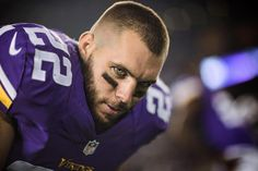 Harrison SMITH Headed to 1st Pro Bowl 1-31-16. In addition, BRIDGEWATER, BARR, GRIFFEN and A.P. are also going -- 5 total!