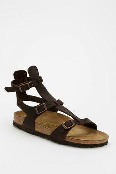 Birkenstock Chania Caged Leather Sandal #UA