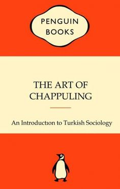 The Art of Chappuling #direngeziparki