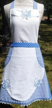Design-Your-Own Apron. $36.00, via Etsy.
