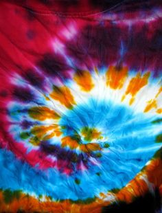 How to Tie Dye Cheap in 5 Steps. What about this @Michelle Flynn Malott-Wolf?