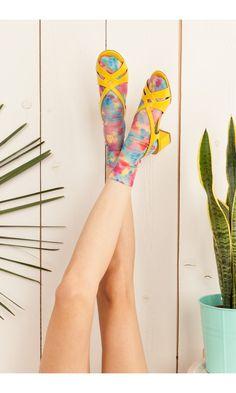 Low-heels sandal