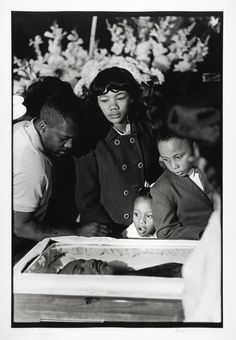 Dr. King's Children Viewing his Body for First Time at the Funeral, April, 1968 | The Martin Luther King Jr. Center for Nonviolent Social Change - Such a tragedy, this man was too great for his time but hate to think where this world would be had he not lived.