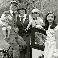 """Ready for a #tweedrun near you? #together  By @bike_less_ordinary """"Join us on May 21st for our Third Annual @sweet.spoken Spring Tweed Ride! Follow the link in my profile to register! : Ken Lee Photography"""""""