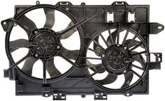 Cooling Fan Assembly #Chevy #Equinox #Pontiac #Torrent 06 07 #Dorman 621-052 #DormanOESolutions