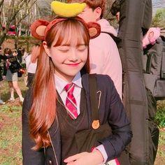 ʚ ❪ kim jiwoo : — pre-debut ♡ ˎˊ˗ © chuu uwu (◕ᴗ◕✿) Extended Play, Sooyoung, South Korean Girls, Korean Girl Groups, Teaser, Chuu Loona, Singing In The Rain, Olivia Hye, I Love Girls
