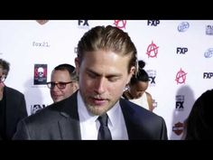 Charlie Hunnam Taking Break to Be with His Girlfriend - YouTube