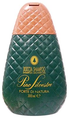 """Pino Silvestre: """"Forte Di Natura"""" (""""Strong Nature"""") Shampoo Shower Gel - 10.1 Fluid Ounces (300ml) Bottle [ Italian Import ] * To view further for this item, visit the image link. We are a participant in the Amazon Services LLC Associates Program, an affiliate advertising program designed to provide a means for us to earn fees by linking to Amazon.com and affiliated sites."""