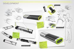 RYOBI LUMOS: flashlight on Behance
