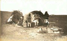 Mescalero Apache teepee
