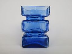 """""""Pala"""", designed by Helena Tynell in 1964 for Riihimaki Glassworks."""