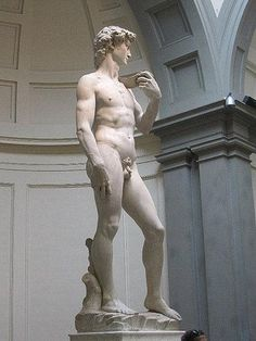 Florence, Italy - Statue of David - My friends and I stayed at a farmhouse in the country. What fun! If you plan on visiting the museum I strongly recommend booking a tour in advance. The lines can be quite long. The Mona Lisa and so many Madonna and Child paintings - many of the Great Masters!