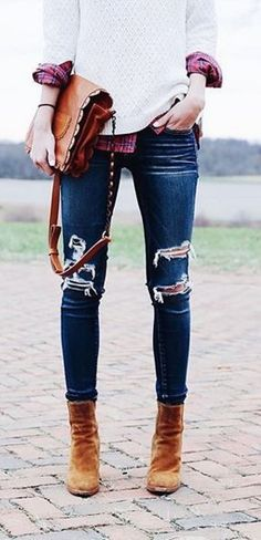 Denim X Cafe Jegging at American Eagle Outfitters - Trendslove. #StreetStyle #WomensWear